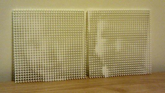 3D printed photos - Halftone